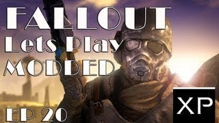 MODDED Fallout New Vegas Lets Play Ep 20