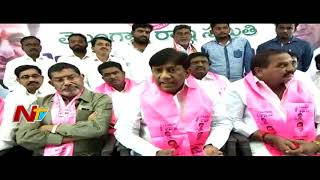 TRS MP Vinod Kumar Public Meeting | TRS Election Campaign | NTV