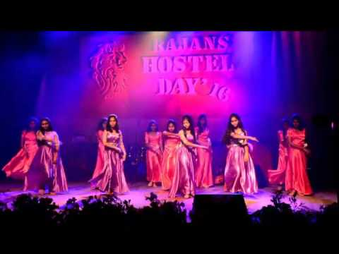Dance Of Pushpadana Girls College Kandy Annual Hostal