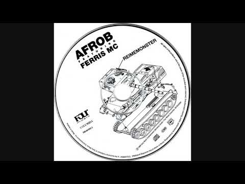 Afrob Featuring Ferris MC - Reimemonster (Radio Instrumental)