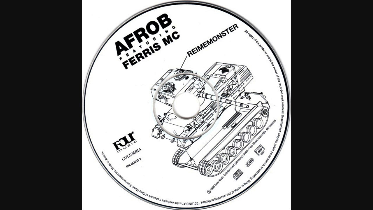 afrob feat ferris mc reimemonster