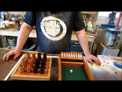 Make A Shut The Box Game