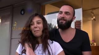 Şarkıcı Berkay'dan Hamile Eşi Lahmacun İsteyince Bakın Ne Yaptı? Uçankuş Magazin!