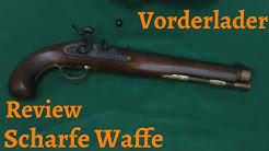 Waffen Sammlung #10| Vorderlader für jedermann, Scharfe Waffe, Indoor shoting
