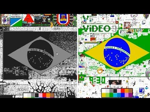 PixelCanvas io - Bandeiras Voids/BRS e Brasil em Andamento