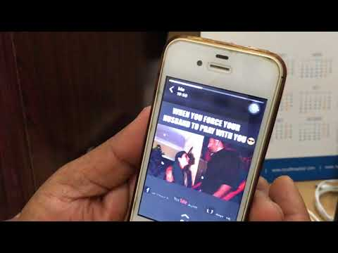 How to make youtube videos as whatsapp status in iphone
