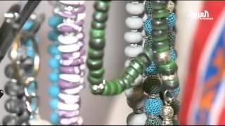 شاهد بالفيديو نساء المدينة المنورة يقمن بازارهن السنوي في عامه الـ 30