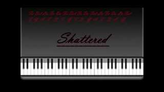 Trading Yesterday-Shattered-Piano Tutorial Español/English Pt.1