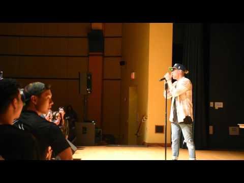 William Singe - Love Yourself - Asian Spotlight 2016 - Penn State