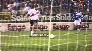 Gambar cover Gimnasia Jujuy 1 - River 4 (Clausura 96)