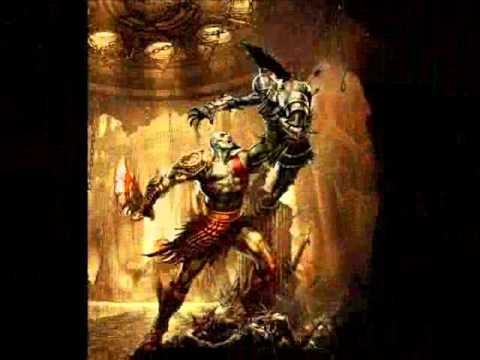 Imagens do kratos para papel de parede youtube - Papel plastificado para paredes ...