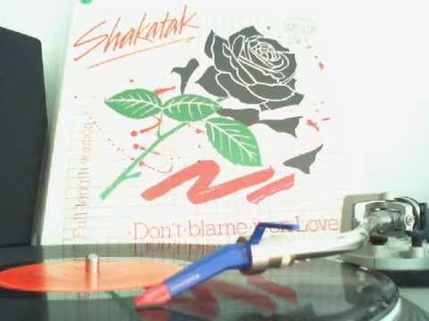 Shakatak - If You Want My Love (Polydor Records 1984)
