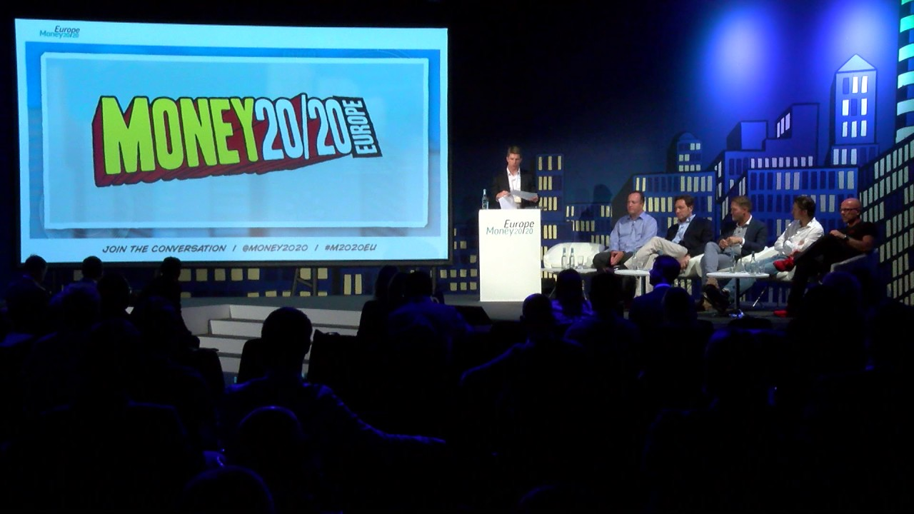 Money20/20 Europe 2017 -The rise of corporate VCs: If you can't beat them, join them?