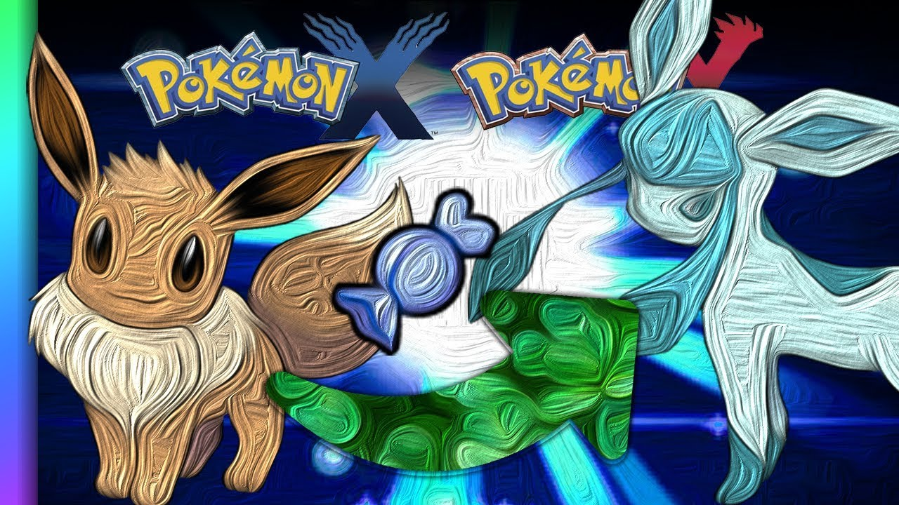 how to make eevee evolve into leafeon