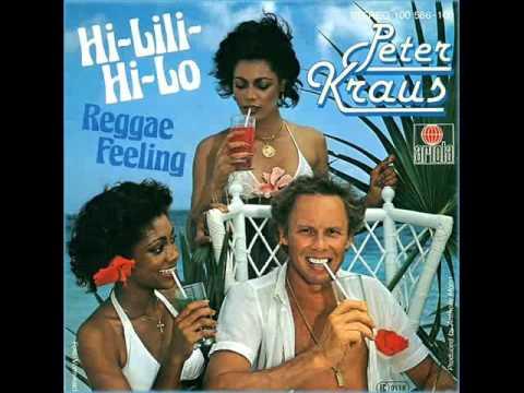 Peter Kraus - Hi Lili Hi Lo