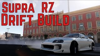 Forza Horizon 2 Supra Drift Build