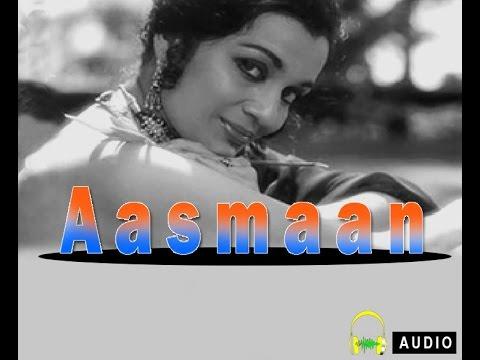 Iss Bewafa Jaha Me / Aasmaan 1952 / C. H. Atma