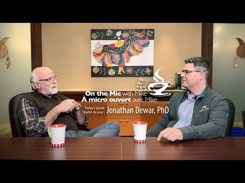 On The Mic With Mike #2: Reconciliation Through Research With Dr. Jonathan Dewar