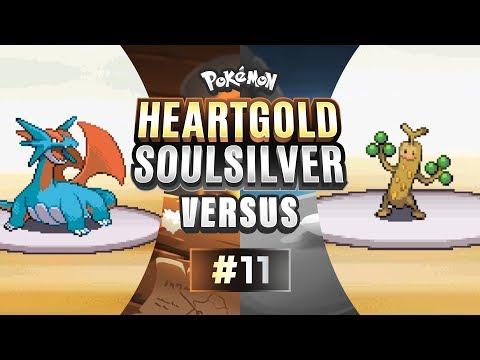 Pokemon HeartGold and SoulSilver Versus - EP11   THE DISRESPECT!