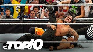 Anoa'i family showdowns: WWE Top 10, Sept. 23, 2020