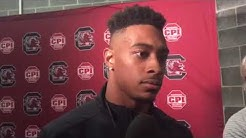 D.J. Smith postgame vs. N.C. State