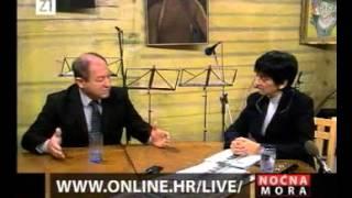 Tomislav Merćep o Tuđmanu, Perkoviću i ratnim događanjima potpuno otvoreno! (12.11.2005).