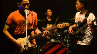 GUGUN BLUES SHELTER - MISSION (COVER) Deby,Pandu,Martyan