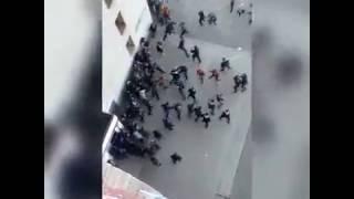 На Левандівці сталися кілька масових бійок між школярами та учнями ПТУ