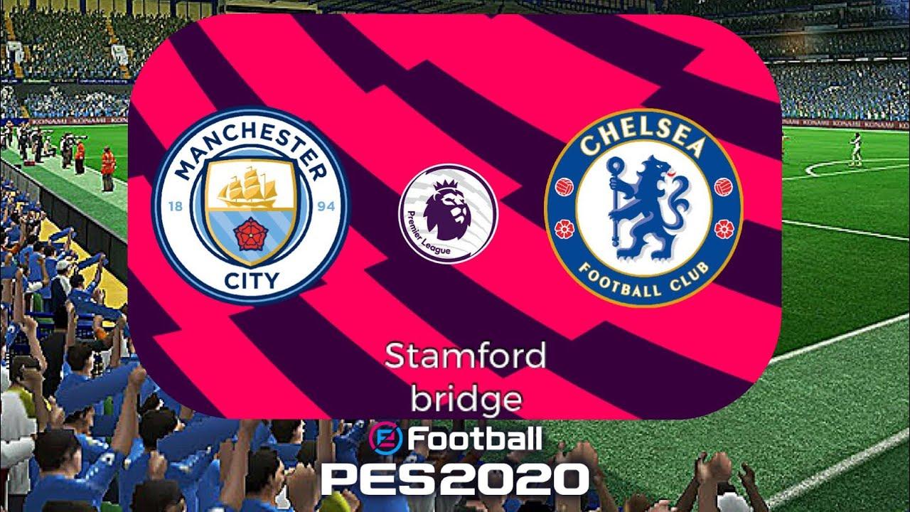 Chelsea FC vs Manchester city premier league 25/6/2020 ...