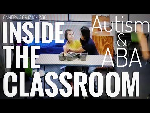 Sneak Peek Inside An Autism Classroom