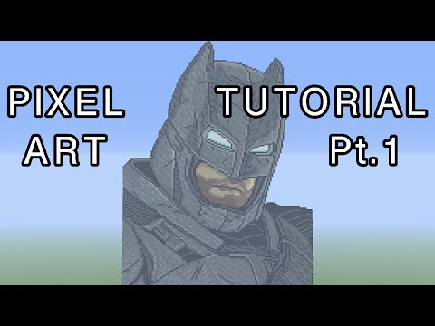 Batman minecraft role play part 1 - YouTube