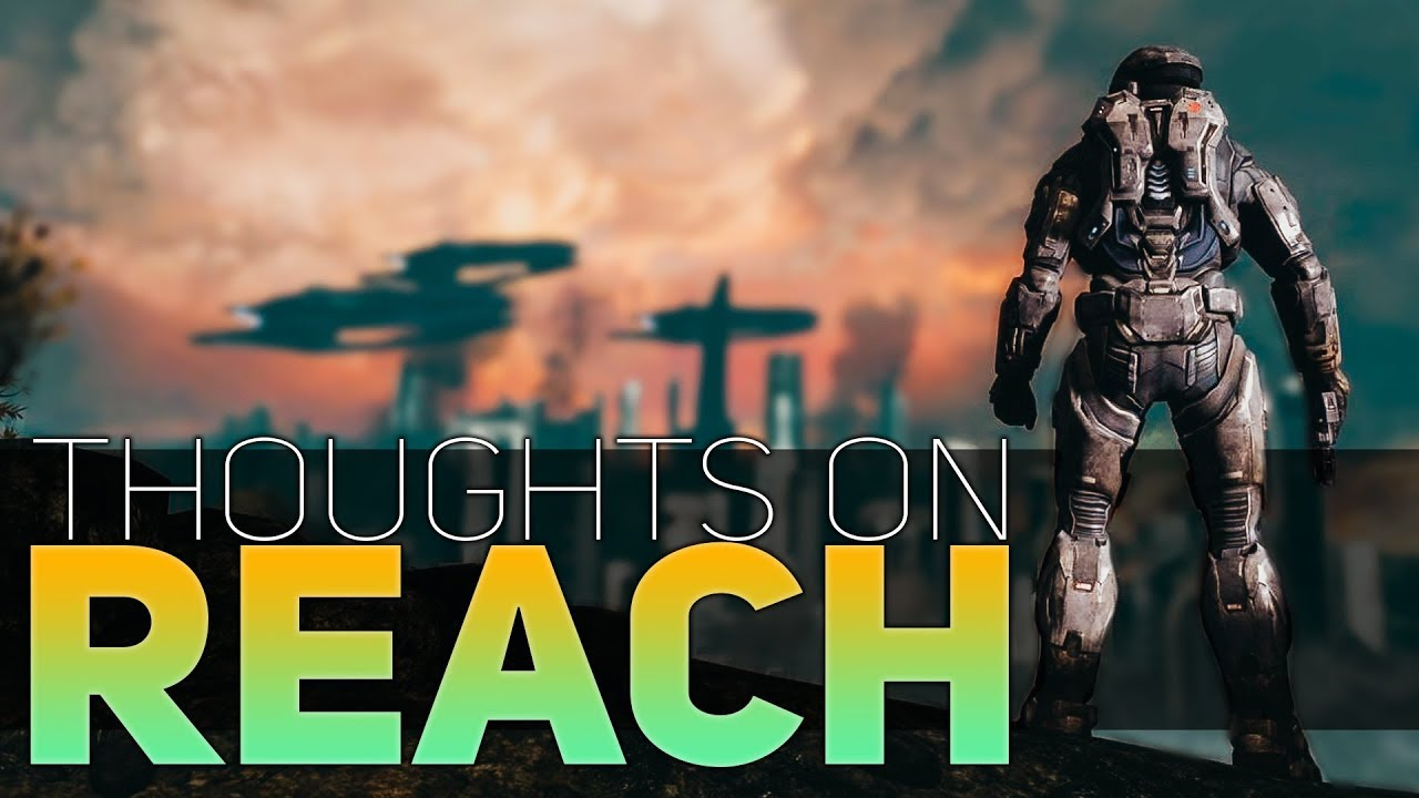 Halo Reach: thoughts on it's Ecosystem, Longevity, and Place among modern FPS games | Halo MCC