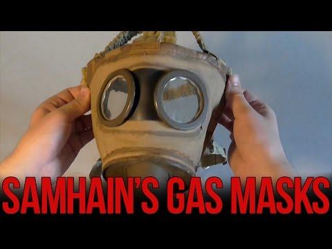 Противогаз, панорамная маска МАГ,  фильтр ДОТ 460