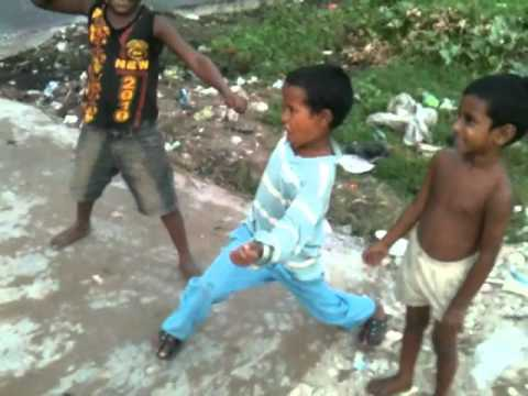 Rock that body- Bengali hip hop kids