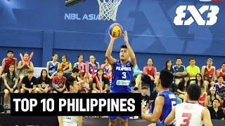 Top 10 Philippines 2016 - FIBA 3x3