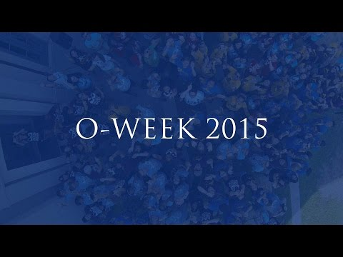 O-Week at Rice University:  The Class of 2019