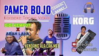 Karaoke Pamer Bojo DIDI KEMPOT X ABAH LALA KORG PA600 TANPA VOKAL.mp3