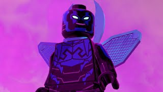 LEGO BATMAN 3 - Blue Beetle, Kid Flash, Reverse Flash and Green Loontern Gameplay!