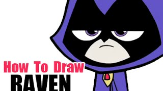 butt-how-to-draw-raven-from-teen-titans-lady-wrestlers-asian