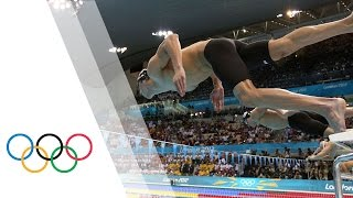 Michael Phelps Wins 200m Individual Medley Gold - London 2012 Olympics