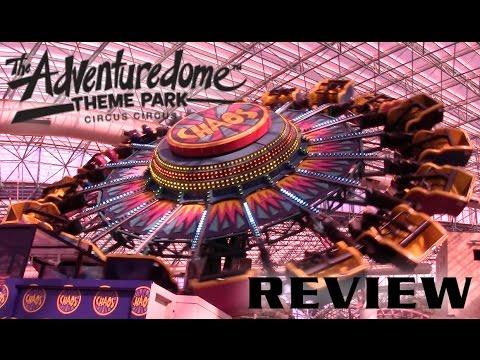 Adventuredome Review Circus Circus Hotel Las Vegas