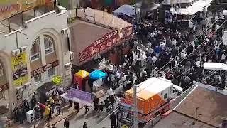 Хасиды в Умани готовятся к шествию на праздник Рош Ха-Шана | Страна.ua
