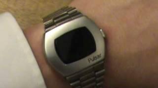 Exploring James Bond Watches: Hamilton Pulsar (basic functions)