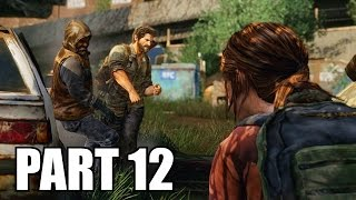 The Last Of Us Remastered Grounded Walkthrough Part 12 - Alone And Forsaken  No Damage Ps4