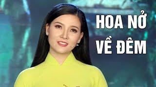 Hoa Nở Về Đêm - Bảo Hân | Nhạc Vàng Xưa Chấn Động Con Tim MV HD