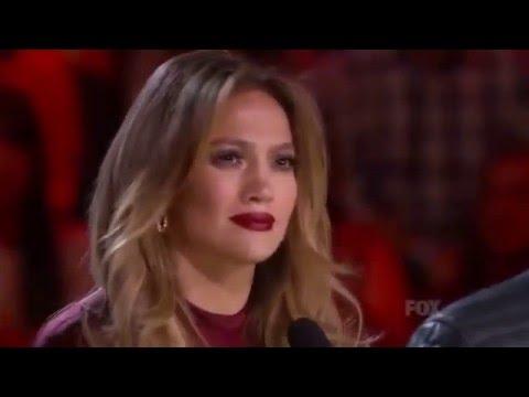This Guy Sings Raging Fire & Makes Cheryl Smile