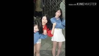 200211 [러블리즈/종소리] [Lovelyz/Twinkle] 댄스팀라르고-시원 라르고 LARGO @홍대걷…