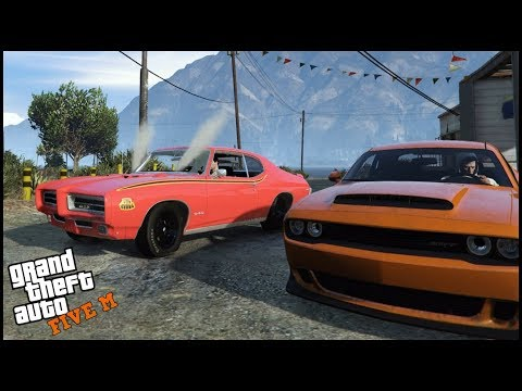 GTA 5 ROLEPLAY - GTO JUDGE WITH BIG BOTTLE OF NITROUS - EP. 623 - CIV