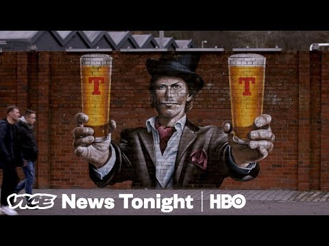 Scotland Is Tackling Its Drinking Problem By Making Booze Expensive (HBO)