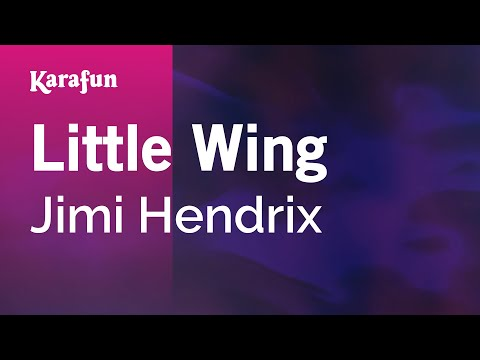 Karaoke Little Wing - Jimi Hendrix *